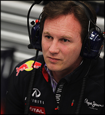 Despite leading the team to three consecutive titles, Christian Horner is downbeat about their chances in 2013.