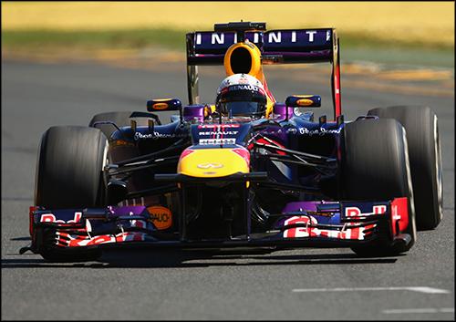 Australian F1 Grand Prix - Practice