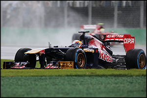 Though he finished out of the points, Vergne showed brilliant pace throughout the weekend.