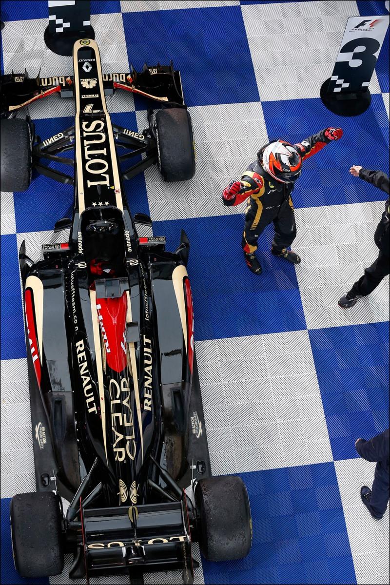 2013 Australian Grand Prix - Sunday