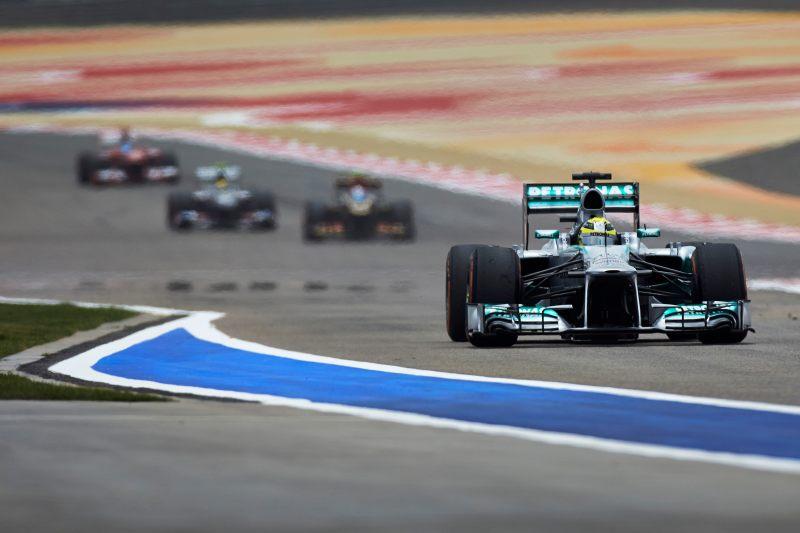 ©2013 MERCEDES AMG PETRONAS Formula One Team