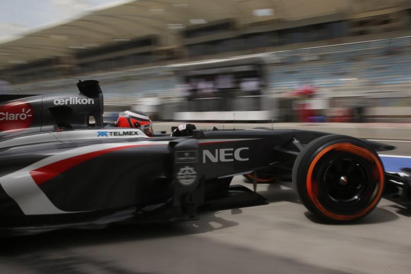 ©Sauber Motorsport AG