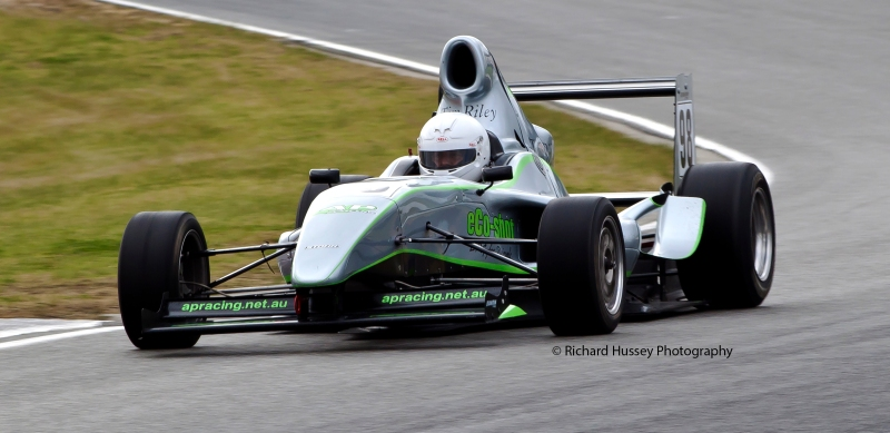 Fuel Technology's Tim Riley completed only one race.