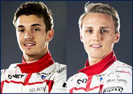 Jules Bianchi 17, Max Chilton 4