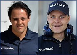 Felipe Massa 19, Valtteri Bottas 77